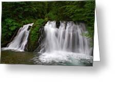 Alaska Paradise Greeting Card
