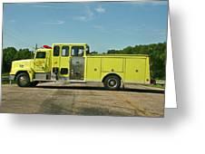 Albany Community Volunteer Fire Dept.  702 Greeting Card