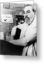 Albert Hirschfeld (1903-2003) Greeting Card