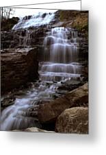 Albion Waterfalls 2 Greeting Card