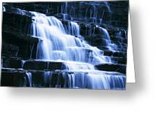 Albion Waterfalls 6 Greeting Card