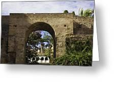 Alcazar - Sevilla - Spain Greeting Card