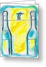 Alcoholism Greeting Card