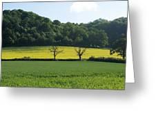 Alderton Hill Greeting Card