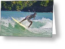 Alex Encarnacion Surf 2 Greeting Card