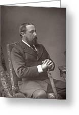 Alfred (1844-1900) Greeting Card