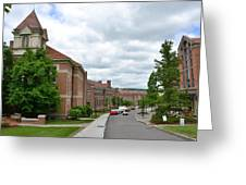 Alfred University Greeting Card