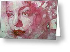 All Of Me Greeting Card by Paul Lovering