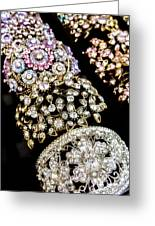 All That Glitters Greeting Card