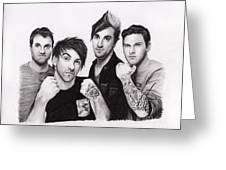 All Time Low 2 Greeting Card by Rosalinda Markle