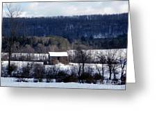 Allegany Winter Greeting Card