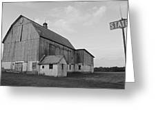 Allstates Competition Greeting Card