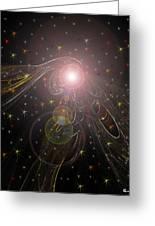 Alluring Light Greeting Card