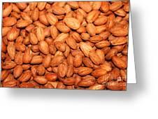 Almonds Greeting Card