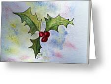 Almost Christmas Greeting Card
