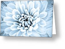 Almost Perfect-blue Greeting Card