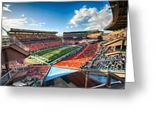 Aloha Stadium #2 Greeting Card