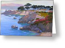 Along The Coast Greeting Card