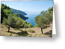Alonissos Island Greeting Card