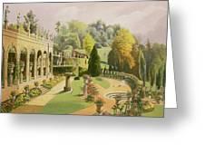 Alton Gardens Greeting Card