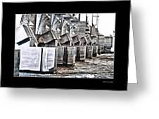 Alton Hydro Plant Greeting Card