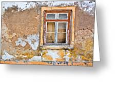Alvor Window Greeting Card