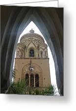 Amalfi - Church Greeting Card