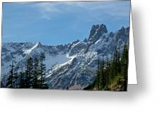 Amazing Peaks Greeting Card