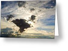 Amazing Sky Greeting Card