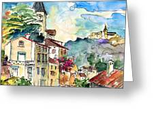 Ambialet 01 Greeting Card