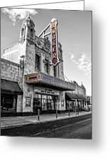 Ambler Theater In Ambler Pennsylvania Greeting Card