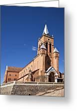 Ambositra Rc Church Madagascar Greeting Card