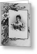 Amelie Of Portugal (1865-1951) Greeting Card