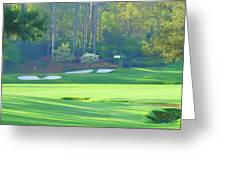 Amen Corner  Greeting Card by Bo  Watson