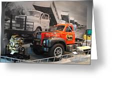 America On Wheels Museum - 4 Greeting Card