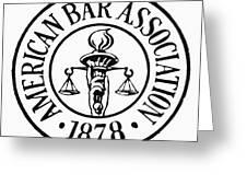 American Bar Association Greeting Card