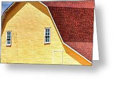 American Barn 14601 Greeting Card