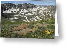 American Basin Greeting Card