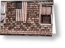 American Colors Of Maine Greeting Card
