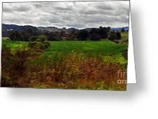 American Farmland Greeting Card