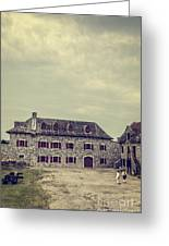 Fort Ticonderoga Greeting Card