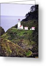 America's Favorite Lighthouse Greeting Card
