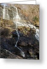 Amicalola Falls  Rainbow Greeting Card