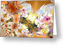 Amour Infinity Greeting Card