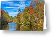 An Appalachian Shangri La Greeting Card
