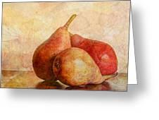 An Autumn Harvest II Greeting Card