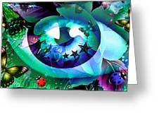 An Eye For Nature Greeting Card