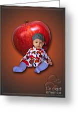 An Image Of A Photograph Of Your Child. - 04 Greeting Card