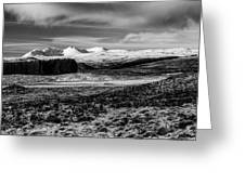 An Teallach Greeting Card