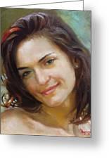 Ana 2010 Greeting Card